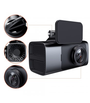 Wifi Car DVR DashCam BlackBox Mini Car Cam
